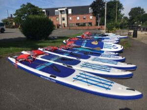 McConks boards ready for action with SUP Bath