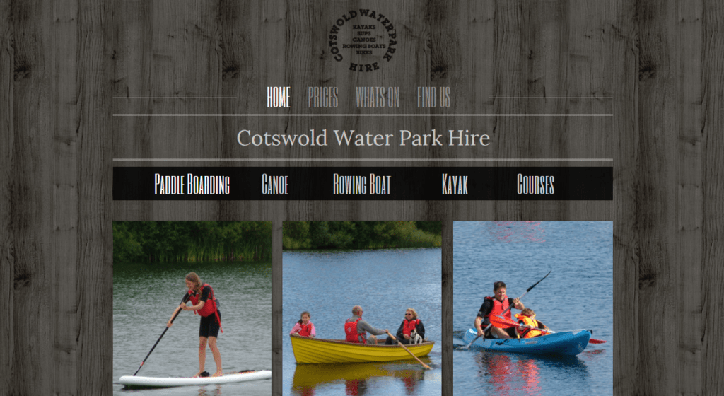 CWP hire | paddleboard hire | McConks SUP | online SUP hire